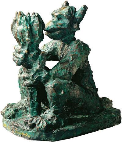 Jörg Immendorff, 'Alter Ego', 1995
