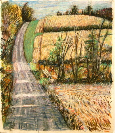 Jon Imber, 'Back Road, Chatham', 1990