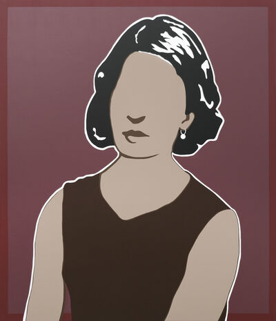 Adriana Oliver, 'Portrait',