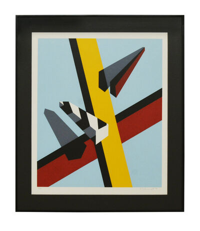 Allan D'Arcangelo, 'Reflection', 1978