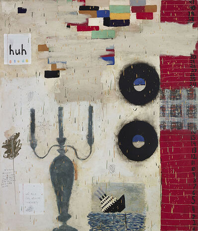 Squeak Carnwath, 'Common in Ten Languages', 2013