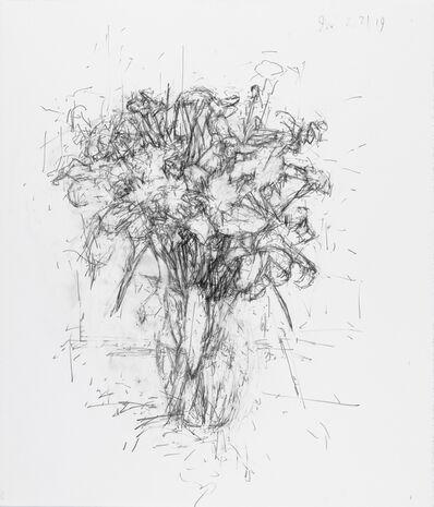 Jordan Wolfson (b.1960), 'Still Life with Flowers 2.21.19', 2019