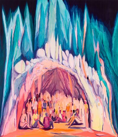 Jules de Balincourt, 'Cave Country', 2017