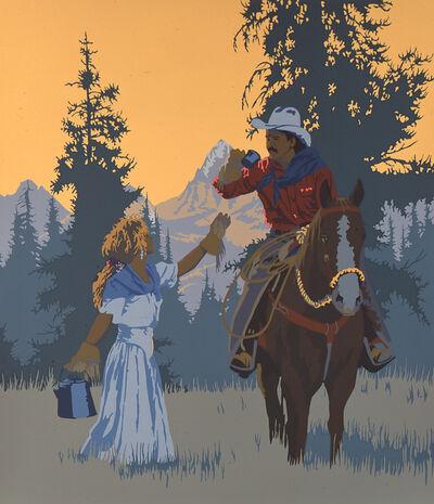 Billy Schenck, 'Cowboy Coffee'
