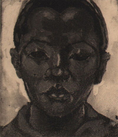 Dox Thrash, 'Bronze Boy', ca. 1937-38