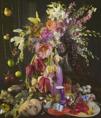 David LaChapelle, 'Late Summer Flower', 2011