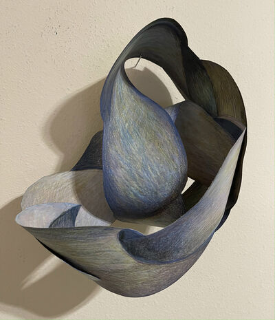 Gillian Bradshaw-Smith, 'Bronze loop', 2020