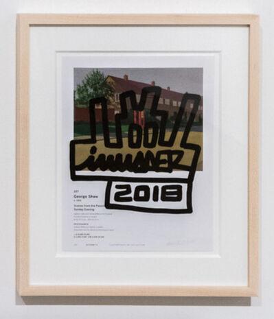 Invader, 'Invader / Shaw', 2018