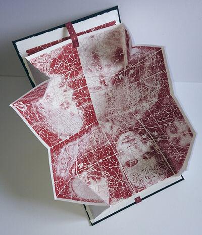 Mary Olsson, 'Corporeal Map Turkish Fold', 2019