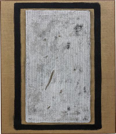 "Salvatore Emblema, '""Materico"" ""Pitture""', 1965"