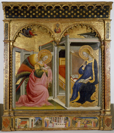 Stefano d'Antonio di Vanni, 'The Annunciation ', ca. 1430