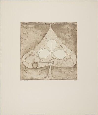 Richard Diebenkorn, 'White Club', 1981