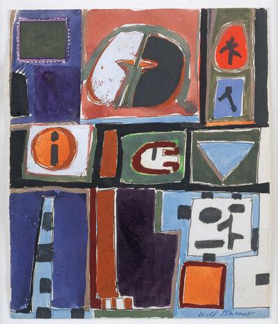 Will Barnet, 'Untitled ', 1950-1956