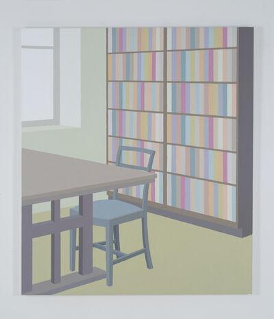 Zsofia Schweger, 'Library #2', 2017