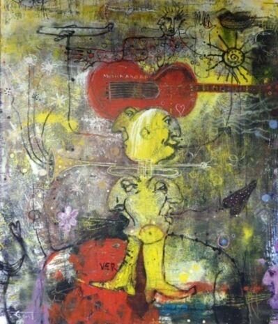 Yvan Genest, 'My Travels'