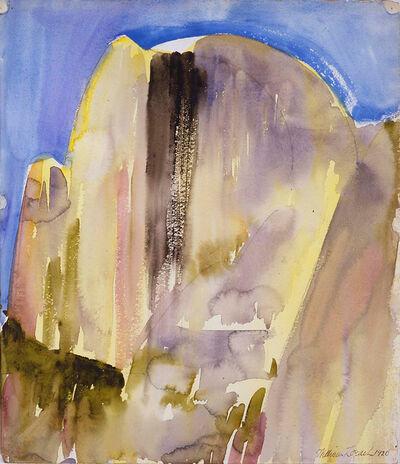 William Zorach, 'Half Dome, Yosemite', 1920