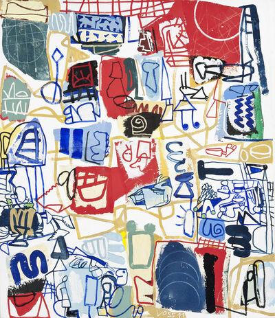 Jan Voss, 'A côté de la plaque', 2011