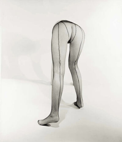 Erwin Blumenfeld, 'Fishnet Stocking Nude, New York', 1944-1945