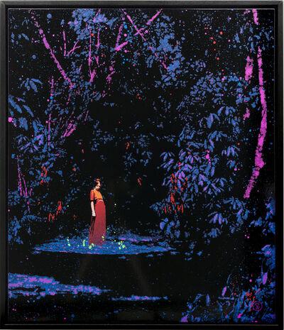 Eelus, 'Red Dress No. 2', 2019
