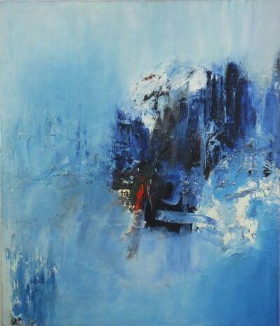 Martyn Brewster, 'Blue Island', 1989