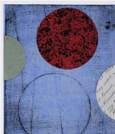Dan Rizzie, 'Sun and Moon', 2012