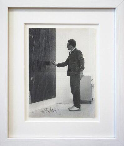 Gerhard Richter, 'Im Atelier - In the studio', 1991