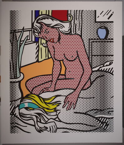 Roy Lichtenstein, 'Nudes Series:  Two Nudes', 1994