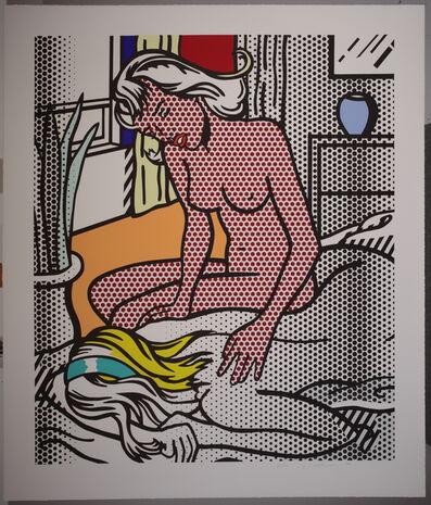 Roy Lichtenstein, 'Nudes Series:  Two Nudes', 1994