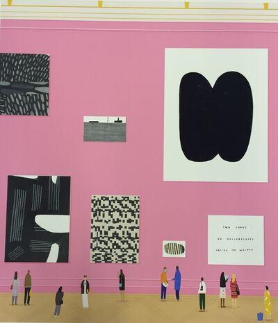 Rose Blake, 'Pink Wall', 2015
