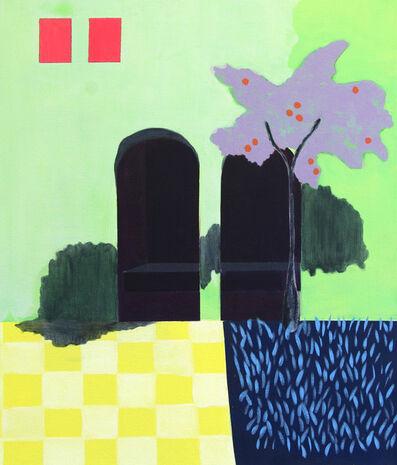 Cara Nahaul, 'Grove Courtyard', 2019