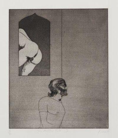 Elisabeth Frink, 'The Millers Tale I [Wiseman 37]', 1970