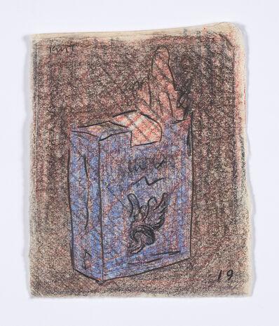 Kevin McNamee-Tweed, 'Gauloises', 2019