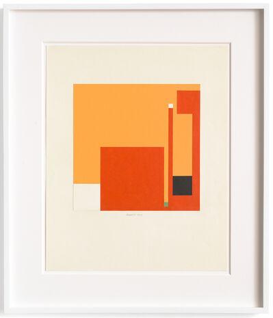 Bruno Munari, 'Negativo-Positivo', 1967