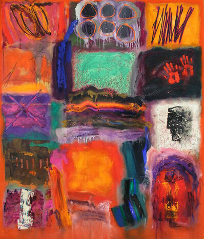 Dick Jemison, 'Dreamwork AA', 1993