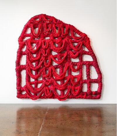 Vadis Turner, 'Red Gate', 2018
