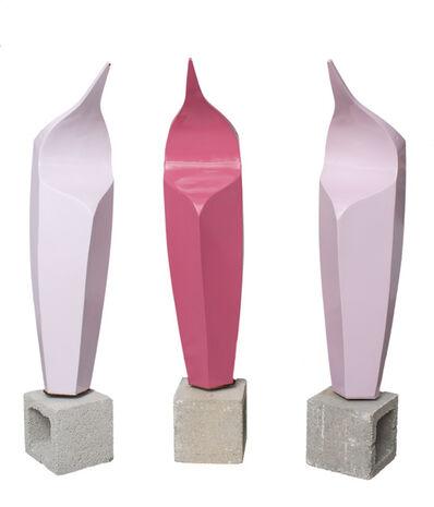 Imel Sierra, 'Pink Penguins ', 2012
