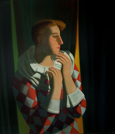 Afifa Aleiby, 'The Clown's Prayer', 2007