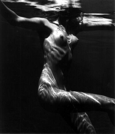 Brett Weston, 'Underwater Nude', 1981