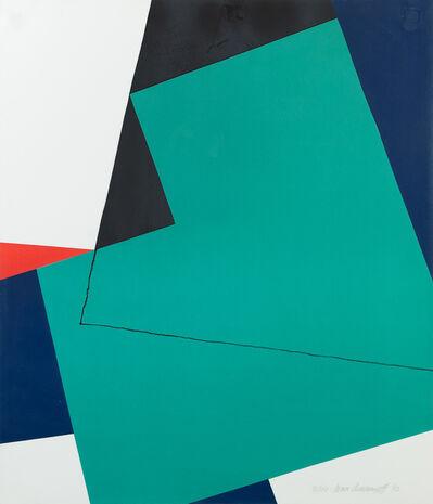 Ivan Chermayeff, 'Big Green', 1970