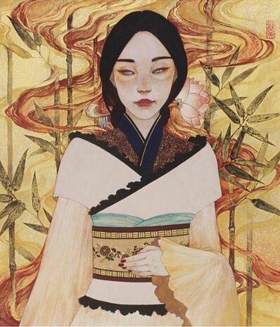 Sanami Shimada, 'Coquettish Beauty', 2017