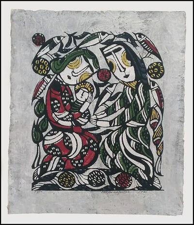 Sadao Watanabe, 'The Nativity', 1971