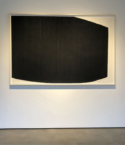 Richard Serra, 'My Curves Are Not Mad', 1987