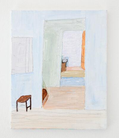 Hans Lannér, 'Tvekan / Hesitance', 2019