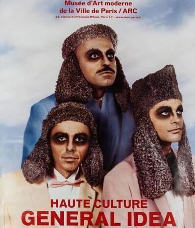 General Idea, 'Haute Culture - Paris', 2011