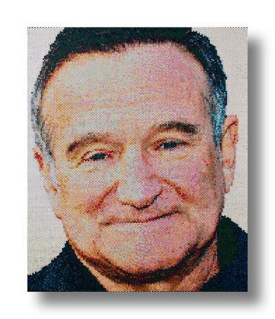 Bradley Hart, 'Robin Williams (Injection) ', 2015
