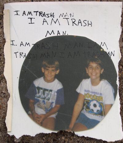 Alex Revier, 'I am Trash Man', 2017