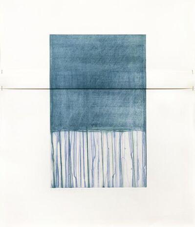 Richard Smith, CBE, 'Small Blue', 1977