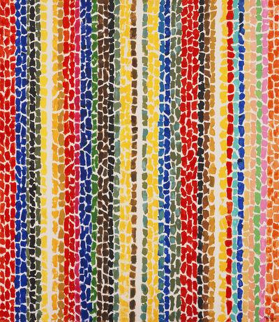 Alma Thomas, 'Breeze Rustling Through Fall Flowers', 1968