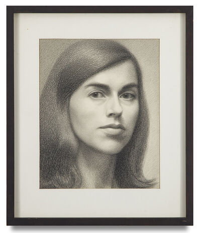 Martha Alf, 'Self Portrait #66', 1966