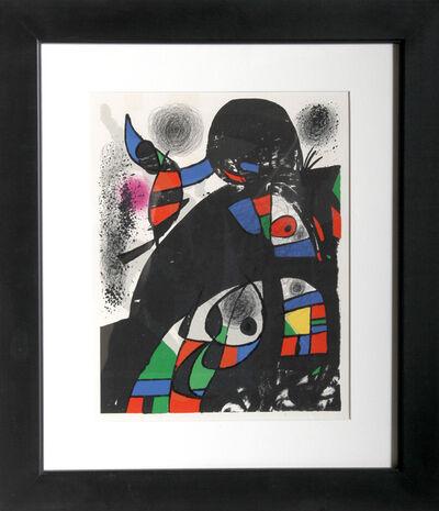 Joan Miró, 'San Lazarro', 1975